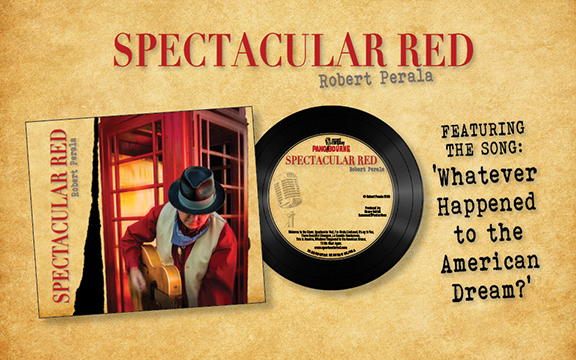 Robert Perala Spectacular Red CD